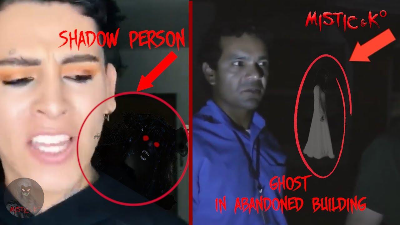 Mysterious and Paranormal Events//Мистические и паранормальные явления  /scary tiktok videos - YouTube