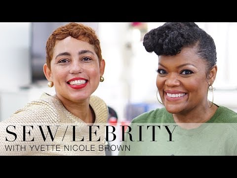 SEW/LEBRITY: WITH YVETTE NICOLE BROWN EP.01