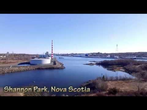 Shannon Park, Nova Scotia DJI Phantom 3