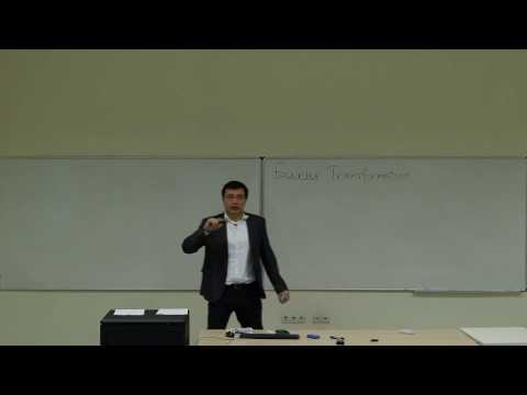 Computational Physics Lecture 18, Fourier Series and Transform