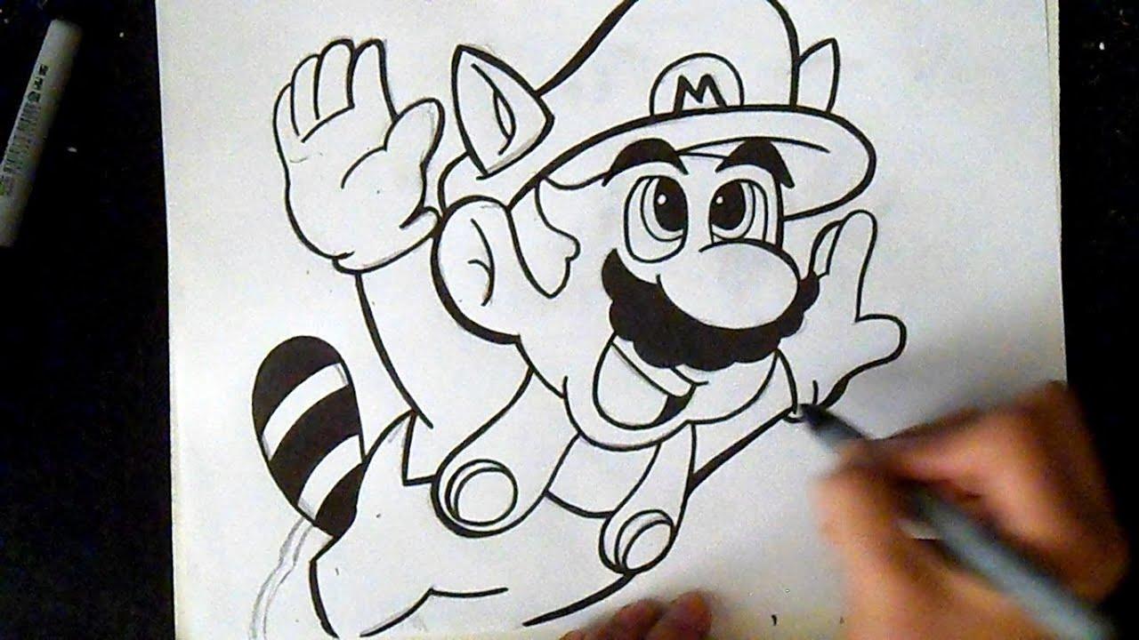 Comment Dessiner Mario En Pixel By Enzox Animation