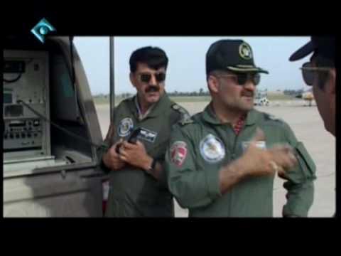 Air show at Dezful Airbase (Iran Air Force Base)