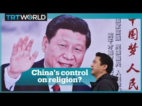 China's Crackdown On Certain Religions
