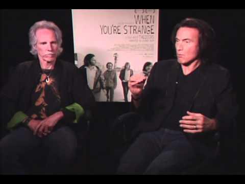 When You're Strange  Exclusive: John Densmore and Director Tom DiCillo