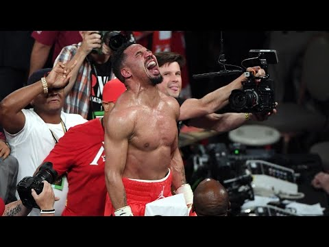 Ward vs Kovalev 2 post fight