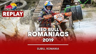 Red Bull Romaniacs 2019 I Live Look Back