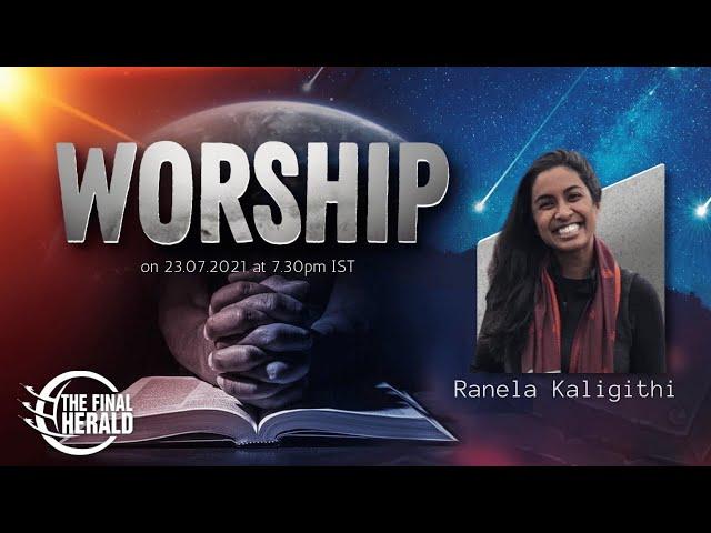 Worship With Ranela Kaligithi   Gospel Lessons on Emotional Resilience