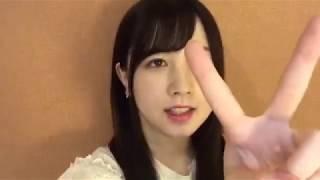 永野 芹佳(AKB48 チーム8)2018年07月20日21時28分19秒~ 48G Serika ...