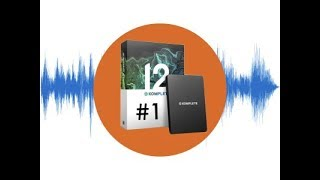 Komplete 12 Tutorial Deutsch #1 Native Instruments