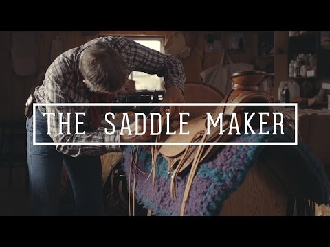 Hand Crafted - The Saddle Maker