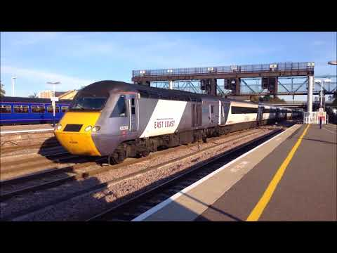 ECML Diversions at Lincoln - 28th September 2013