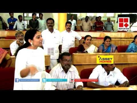 UDF Seat sharing in Trivandrum Corporation
