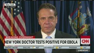 Gov. Cuomo: We are prepared for Ebola