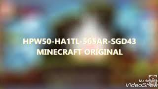 Código do maincraft original