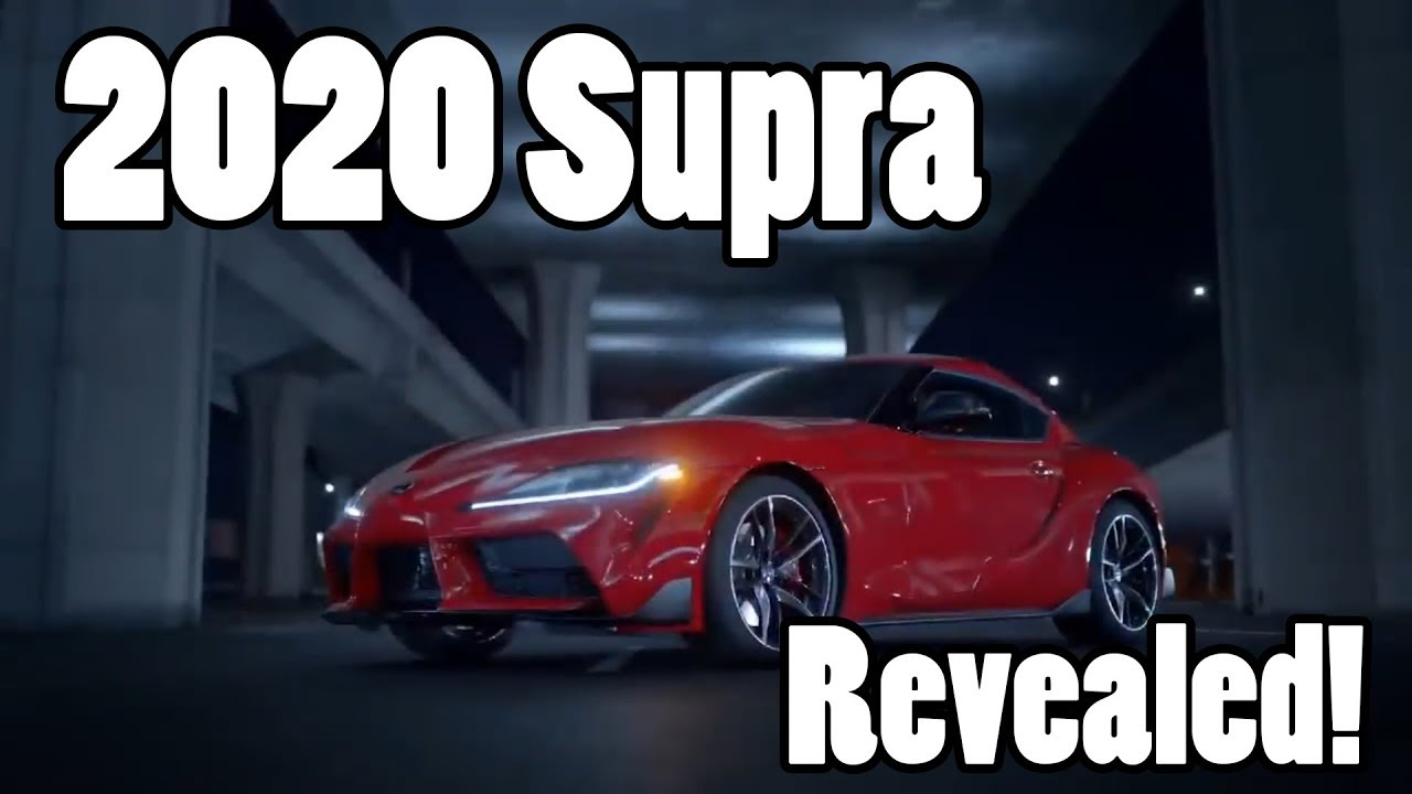 Trade My Brz For The 2020 Toyota Supra Youtube