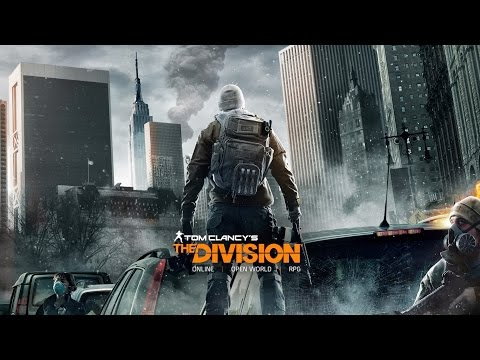 The Division: Dark Zone shot in th back