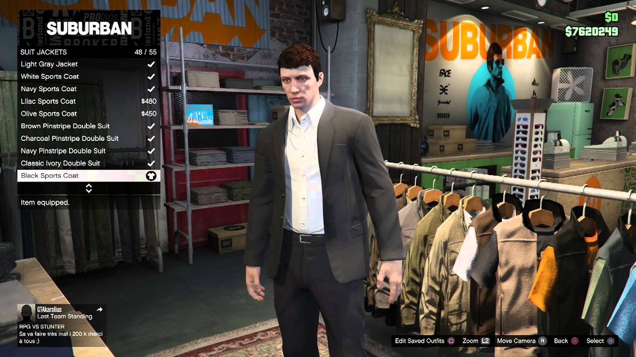 Uncharted Outfits (GTA 5 Online) - YouTube