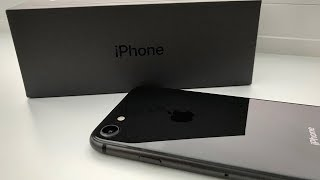Apple iPhone 8: Unboxing & Review (Space Grey)