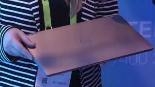 Work at Full Speed with the All-New Dell Latitude 7400 2-in-1 #CES2019