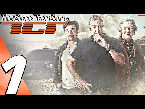 The Grand Tour Game - Gameplay Walkthrough Part 1 - Season 1 (Full Game) PS4 PRO