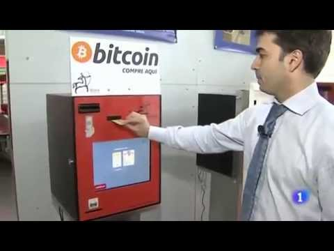Cajeros Bitcoin en España