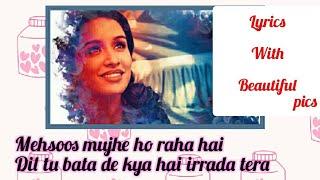 Banjaara full  lyrics song || Ek Villain(2014) || Siddharth Malhotra,Shraddha Kapoor