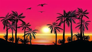 Latin Pop Music - Sunset Shores
