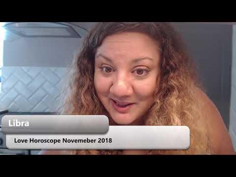 Libra Love Horoscope November 2018  - So much growth Libra