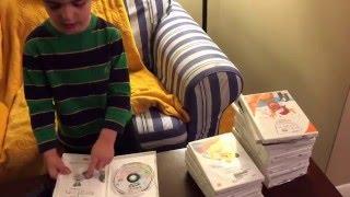 ali s baby einstein dvd collection