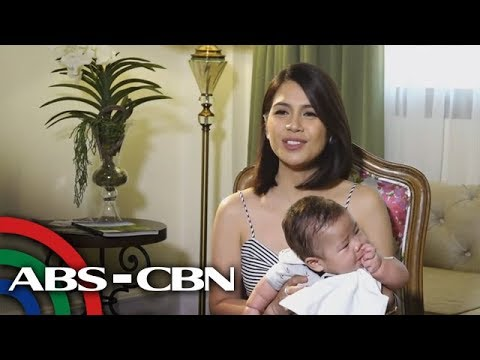 Rated K: Paul Jake and Kaye Abad's first baby