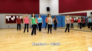 Do The Woo Woo! - Line Dance (Dance & Teach in English & 中文)