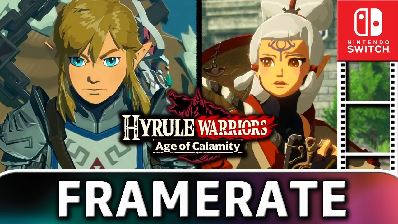 Hyrule Warriors Age Of Calamity Demo Frame Rate Test Single Player Co Op Youtube