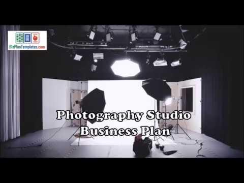 photography studio business plan