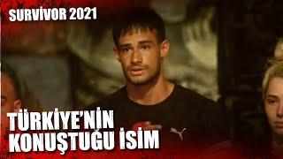 Batuhan'dan Aşk-ı Memnu İtirafı | Survivor 2021