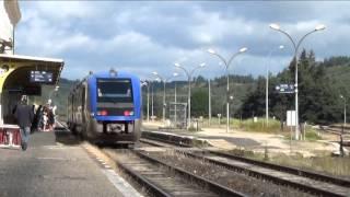 TER et Train Touristique des Cévennes  HD