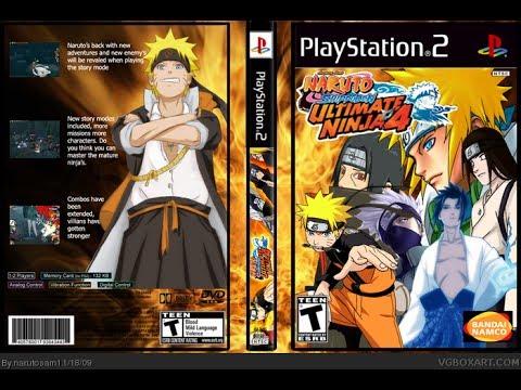DOWNLOAD Naruto ultimate ninja 5 full Game PC free Working 100