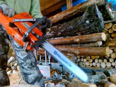 Husqvarna 372 xp youtube - Tronconneuse a batterie husqvarna ...