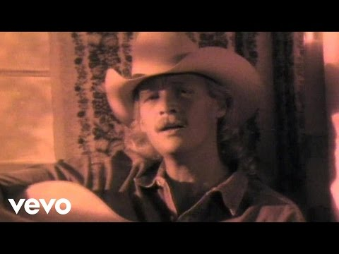 Alan Jackson - Someday