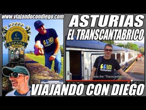 VIAJANDO CON DIEGO ASTURIAS TRANSCANTABRICO