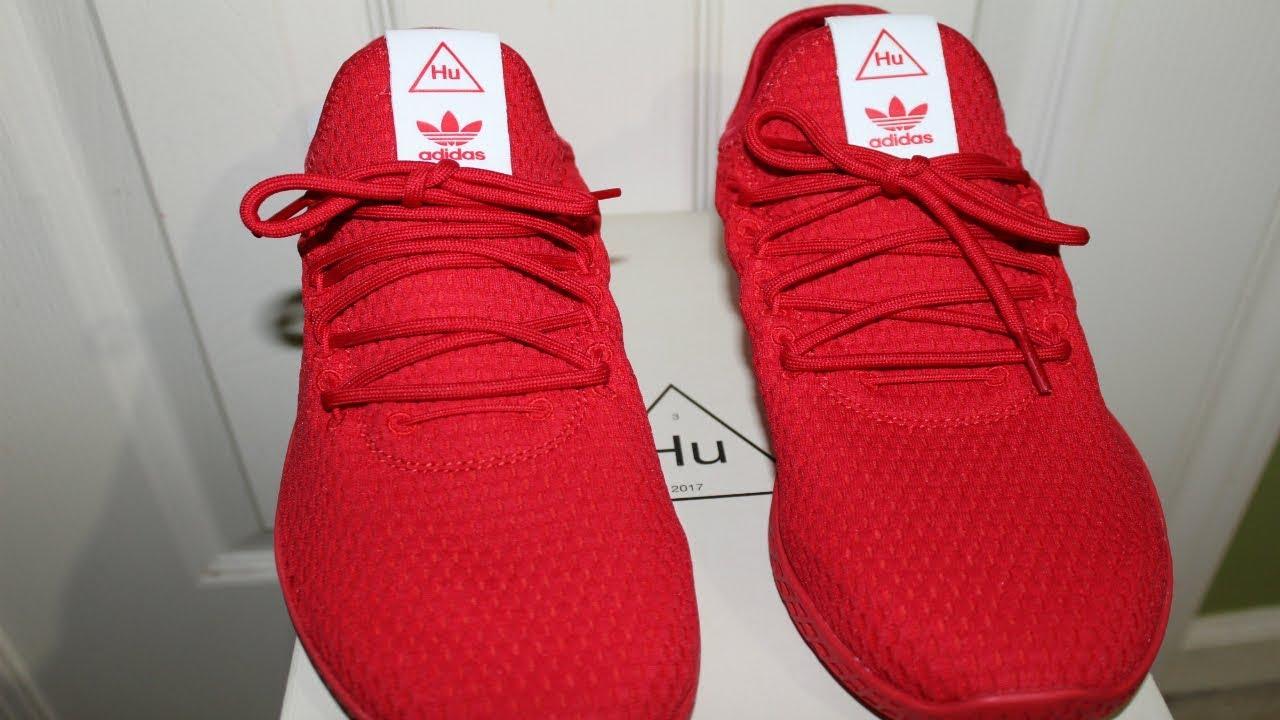 100 Adidas Human Race Review On Feet Adidas Hu Tennis Runner
