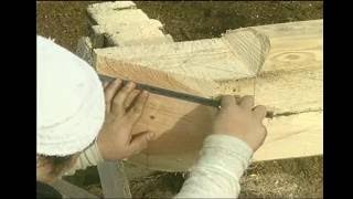How to install purlin braces
