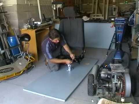 How to build a simple 2 DOF multipurpose motion simulator