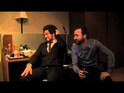 Broken Bells interview - Brian Burton (Danger Mouse) and James Mercer (part 3) Mp3