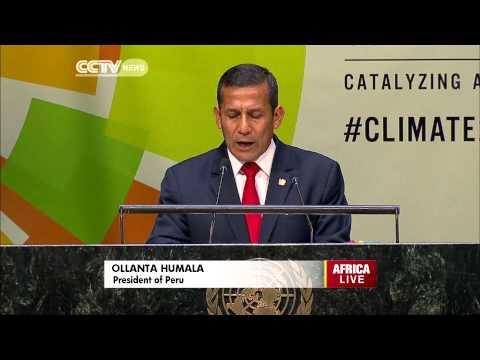 United Nations Climate Change Pledges