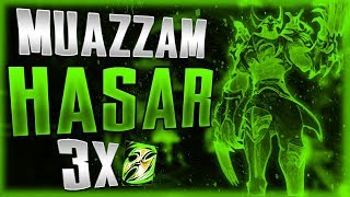 Zedxsmurf | MUAZZAM TRIPLE Q HASARI