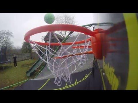 Arcade Basketball Trick shots | Psycho Trick shots