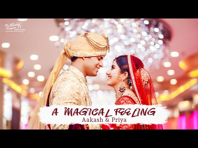 AAKASH & PRIYA WEDDING TEASER   THE MAIDENS CLOWN