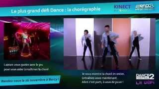 Dance Central 2 Le Défi : la choré avec Hakim