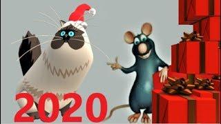 С НОВЫМ ГОДОМ ! [ 2020 ] HAPPY NEW YEAR ! 😎 👍 🎄 ][][ Cunning Fox ][][ ❤️ ✋🎅 ❤️