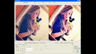 Efeito Fake (PhotoScape)